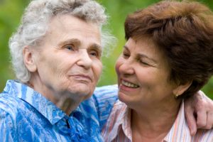 Home care for the elderly