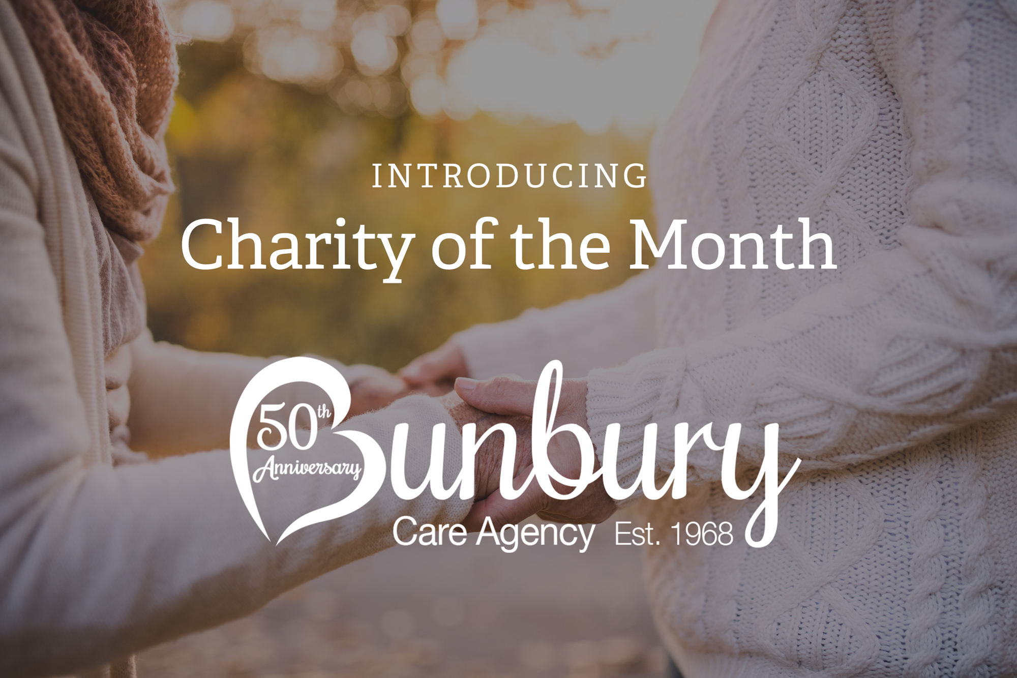 Charity of the Month - Bunbury Care Agency